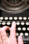 Schreiben ist ein Spiel mit dem Tod. Foto: (c) flucas - Fotolia.com