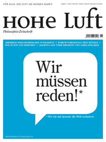 Titelseite Hohe Luft 01/2015