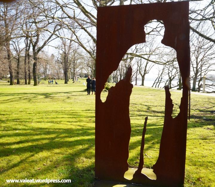 > Künstliche Intelligenz: Der menschliche Geist lässt ich nicht imitieren, sagt der amerikanische Informatiker David Gelernter. Das Foto wurde aufgenommen am 13. März 2016 im  Schlosspark Stammheim im Nordosten von Köln. Foto:  (c) Valeat.